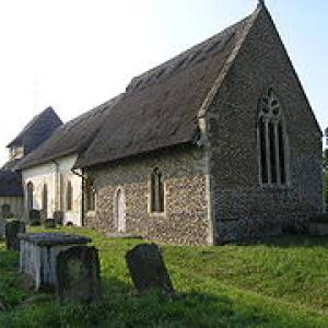 Uggeshall Church